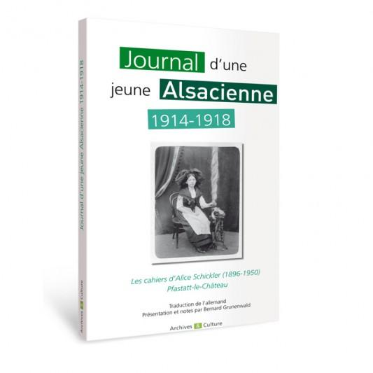 Journal d'une Alsacienne (1914-1918)