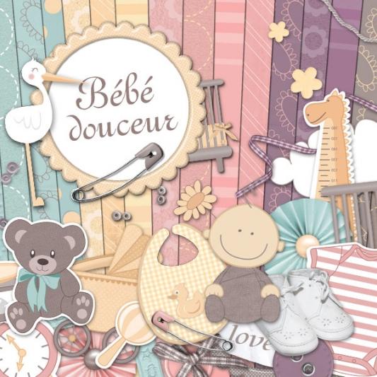 Kit « Bebe douceur » - 00 - Présentation
