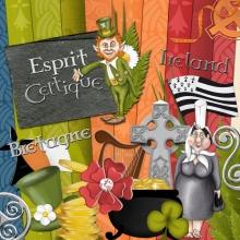 Mini-kit - Esprit celtique - 00 - Présentation