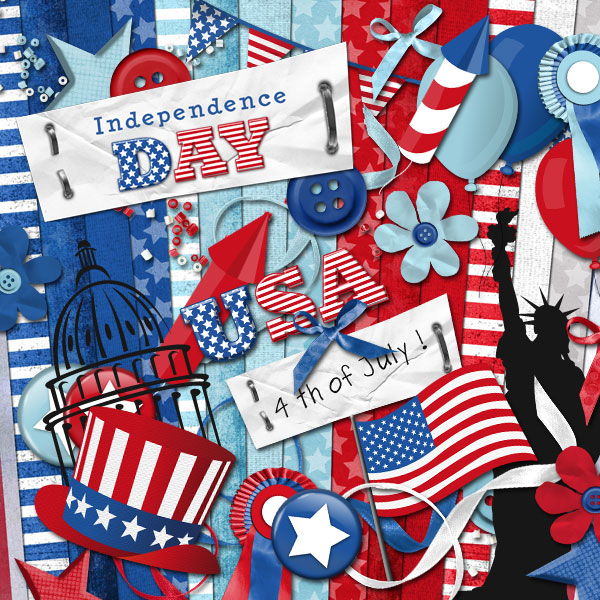 Mini-kit - independance day - 00 - Présentation - us