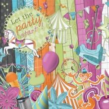 « Lets the party start » digital kit - 00 - Presentation