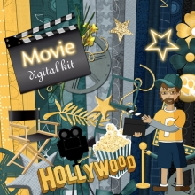 « Movie » digital kit - 00 - Presentation