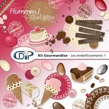 Kit « Gourmandise » - 02 - Les embellissements 1