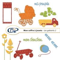 Kit « Mon coffre à jouets » - 06 - Les gabarits 2