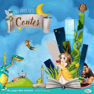 Kit « Au Pays des Contes » en téléchargement