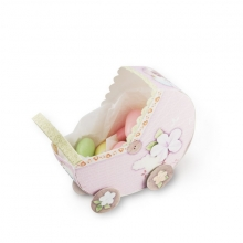 digital kit baby love object baby carriage box
