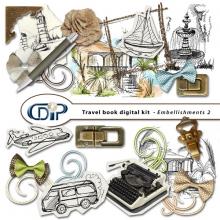 Kit « Récit de voyage » - 03 - US - Les embellissements 2
