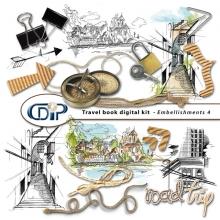 Kit « Récit de voyage » - 05 - US - Les embellissements 4