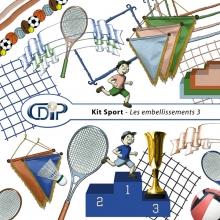 Kit « Sport » - 04 - Les embellissements 3