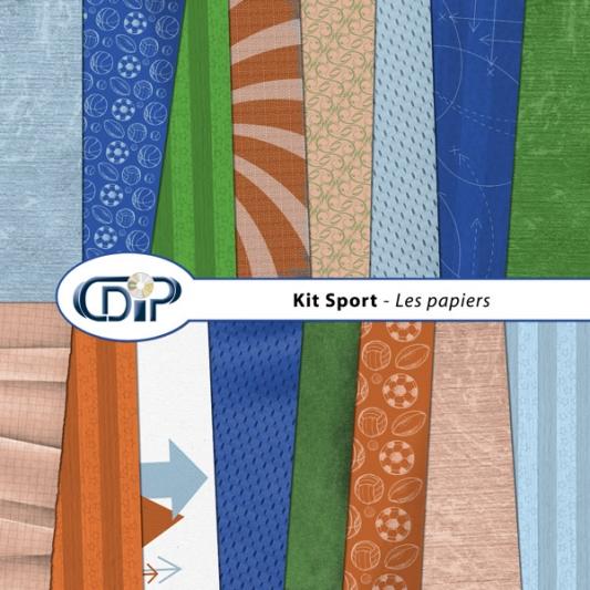 Kit « Sport » - 01 - Les textures