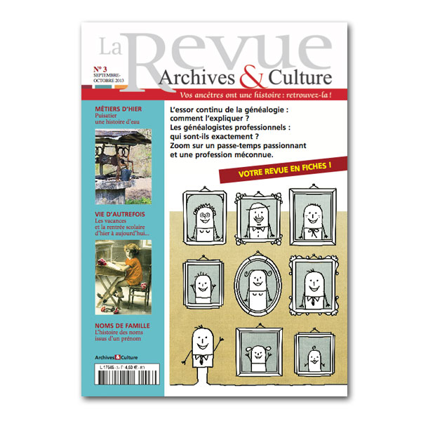Archives et Culture n°3