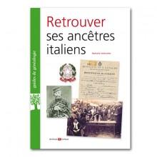 Livre Retrouver ses ancêtres italiens