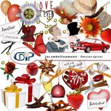 Complément « Mariage » - 08 - Les embellissements 3