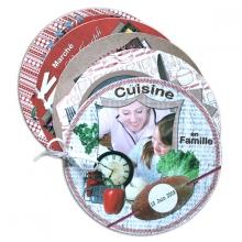 Mini-album « Cuisine en famille » - 00 - Présentation
