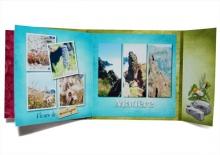 Mini-album « A la croisee des chemins » - 04 - Les pages 4