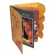 Mini-album « Ma tribu » - 00 - Présentation