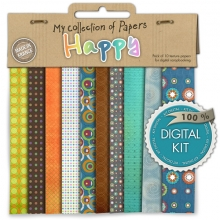 Pack Textures - 01 - Happy - Presentation - US