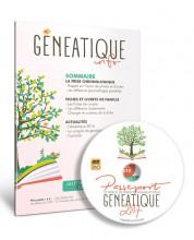 Abonnement à Généatique Info + Passeport 27 vidéos Généatique 2017