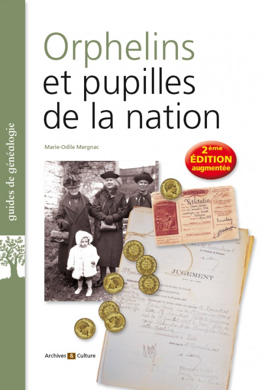 Orphelins et pupilles de la nation 2nd édition