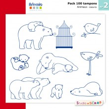 pack-100-tampons-artemio-2-presentation-gabarits-animaux