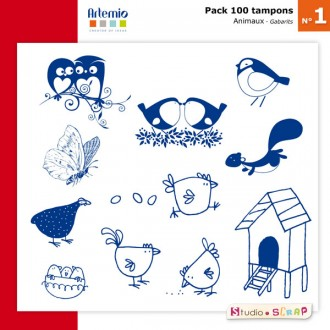 pack-100-tampons-presentation-gabarits-animaux
