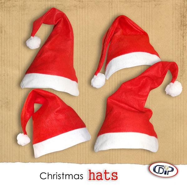 Bonnets du Père Noël - 00 - Présentation US