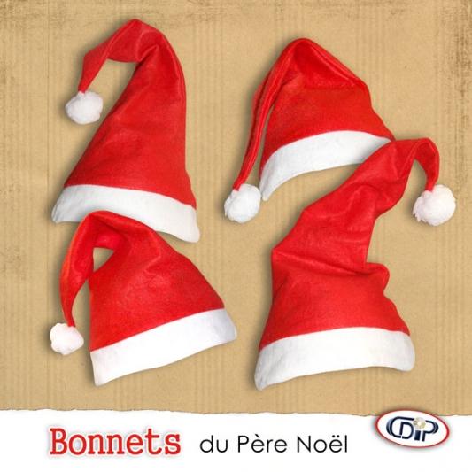Bonnets du Père Noël - 00 - Présentation