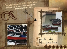 Kit « Récit de voyage » - 15 - Composition