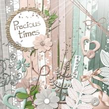 « Precious time » digital kit - 00 - Presentation