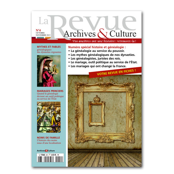 Archives et Culture n°4