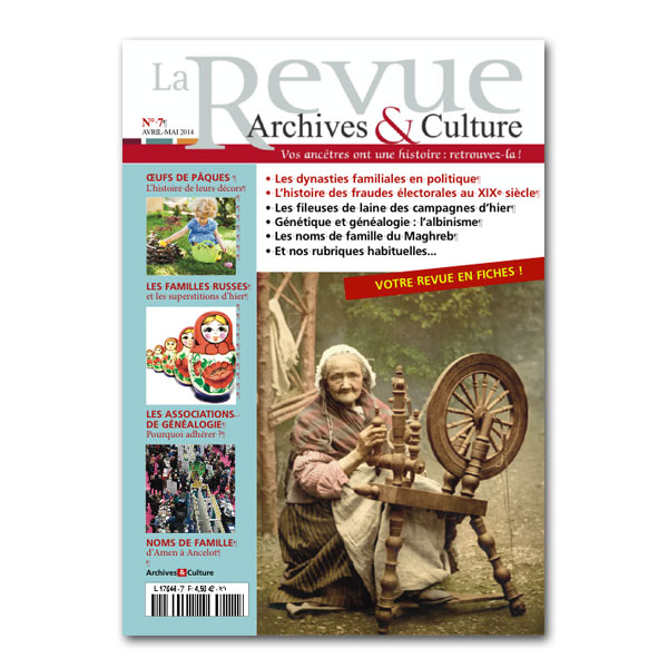 Archives et Culture n°7