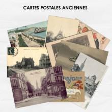Cartes postales anciennes - presentation