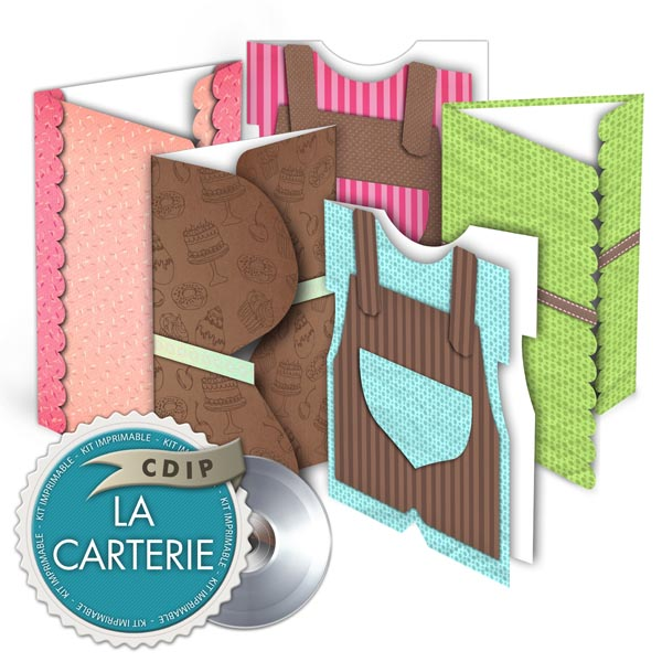Carterie collection Jardin des delices - 01 - Presentation