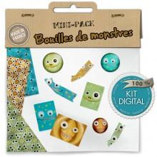 Mini-pack « Bouilles de monstres »