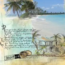 Kit « Récit de voyage » - 30 - Composition