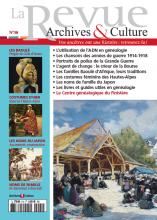 La Revue Archives & Culture