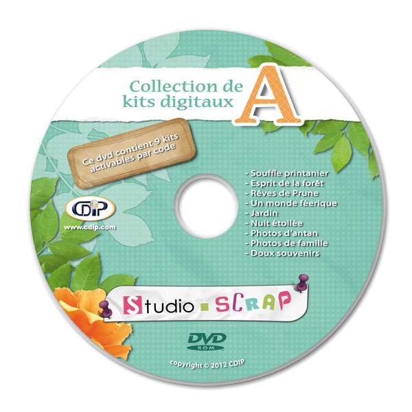 Collection de Kits digitaux A - 00 - Présentation