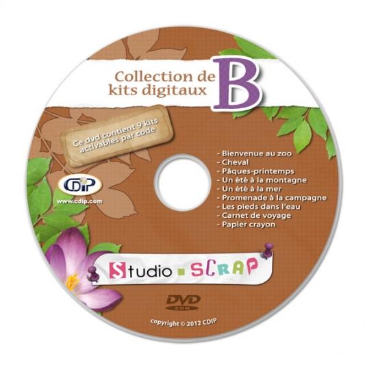 Collection de Kits digitaux B - 00 - Présentation