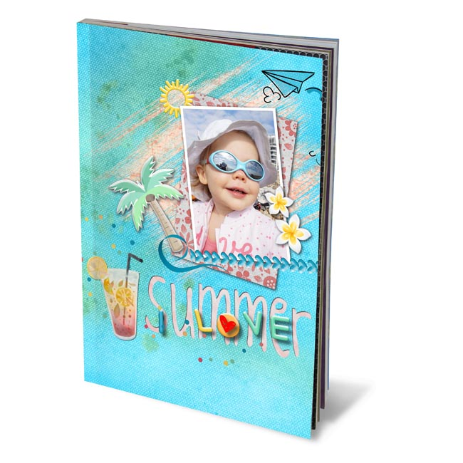 Livre photo souple 15x21 cm