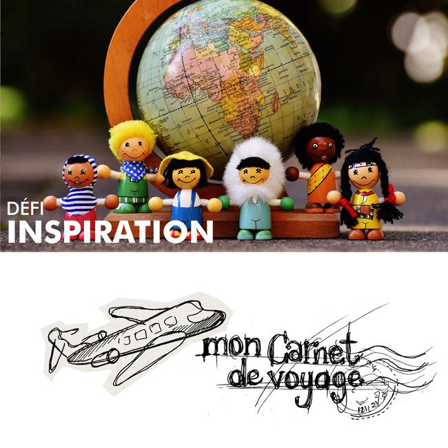 Défi Inspiration Autour du monde