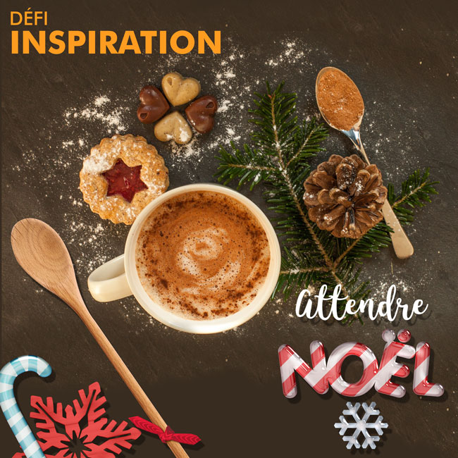 "Défi Inspiration ""Noël 2016"""