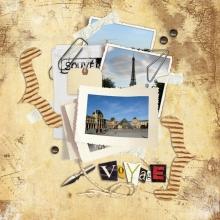 Kit « Récit de voyage » - 33 - Composition