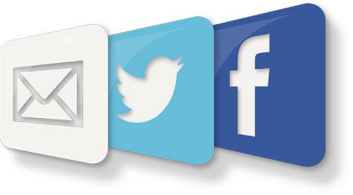 Vos pages sur les réseaux sociaux