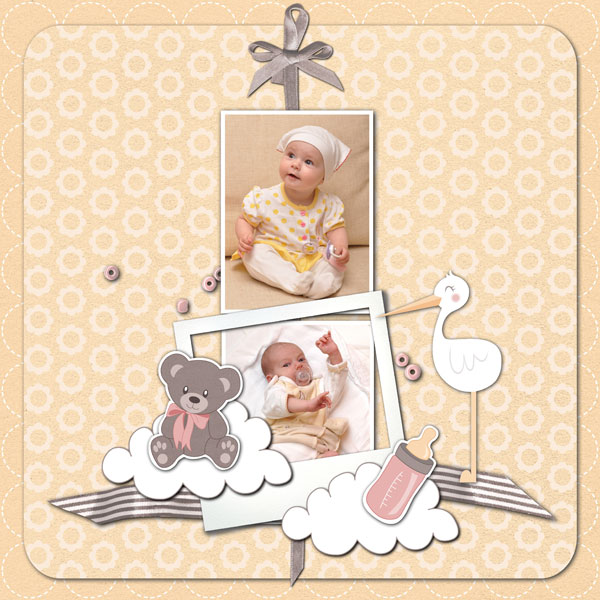 Kits de scrapbooking, kits gratuits  Studio Scrap