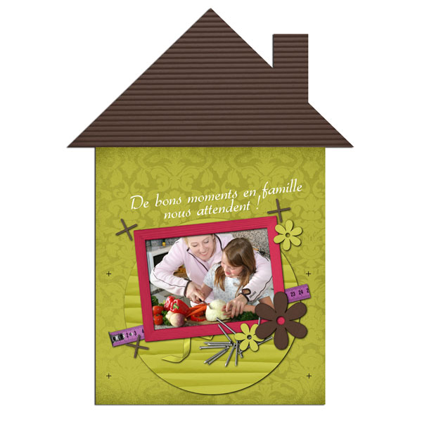 Mini album home sweet home en t l chargement cdip for Deco home sweet home