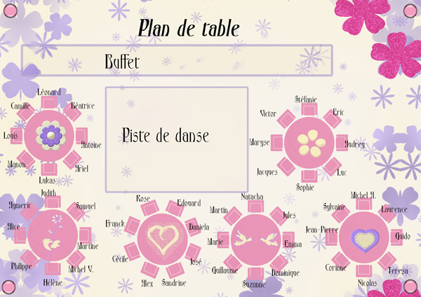plan de table mariage logiciel gratuit meubles pour le. Black Bedroom Furniture Sets. Home Design Ideas